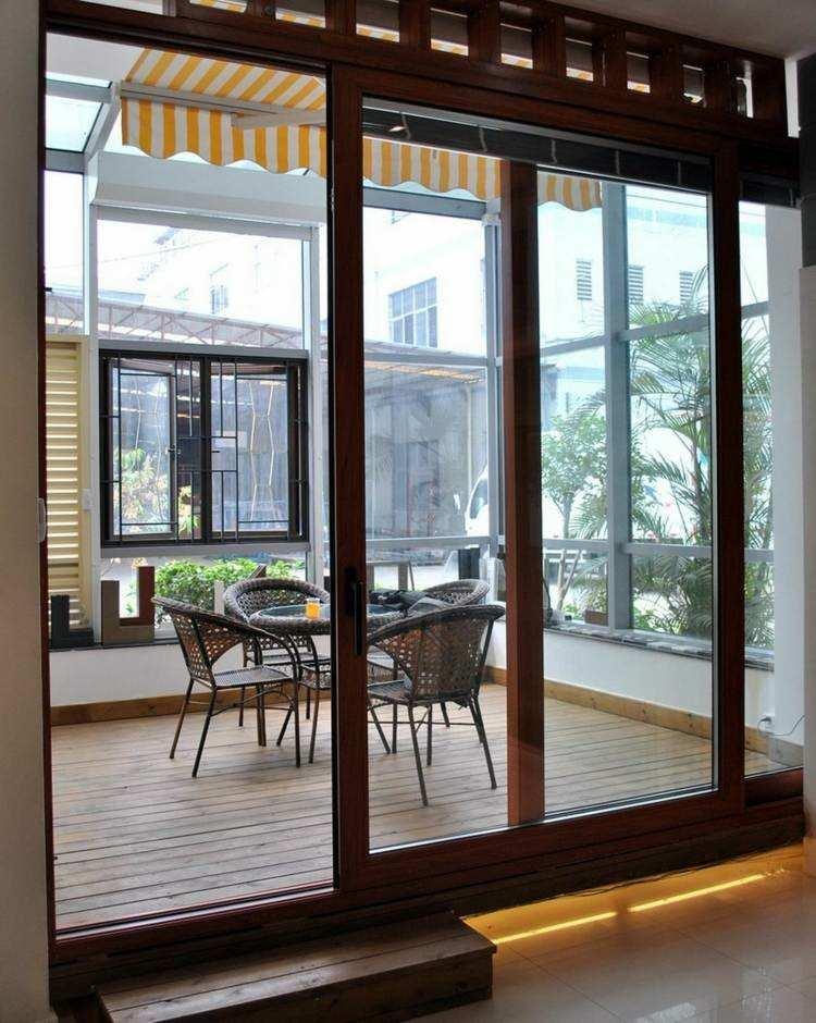 Maderas para portones exteriores maderas para portones - Muebles exterior madera ...