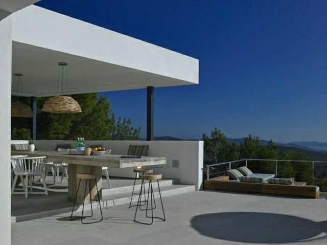Casas modernas 50 ideas para decorar interiores for Modelos de terrazas modernas