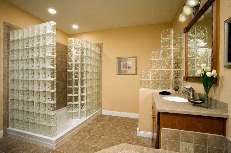 Baño Vintage Moderno:Diseño de baños modernos – 60 ideas fantásticas