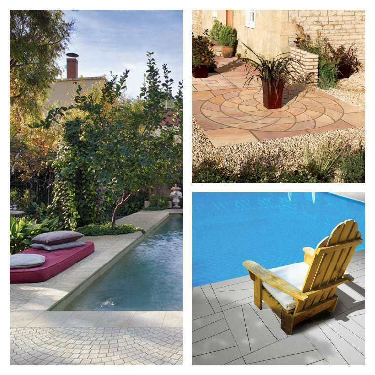 tres ideas jardin elegir piscina ideas