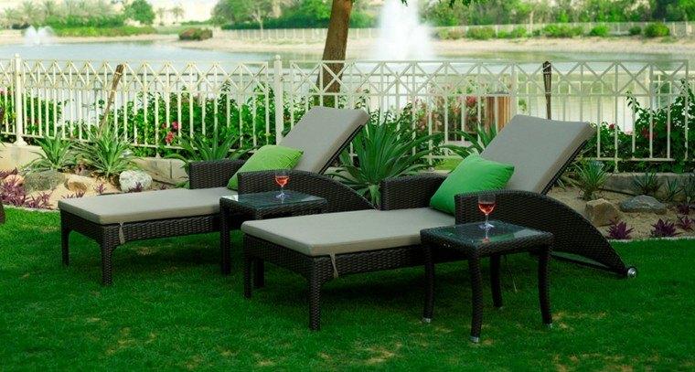 tumbonas modelo tala jardin terraza
