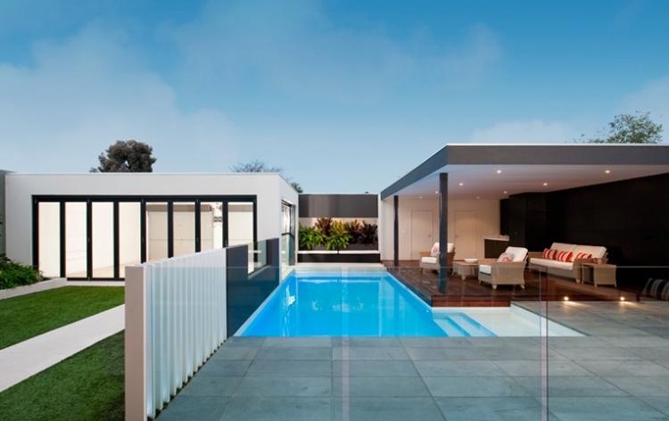 vallas terraza vidrio fibra porche