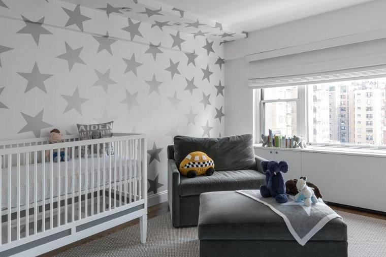 Ideas para habitaciones de beb muy modernas - Ideas habitaciones bebe ...