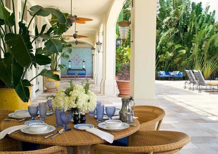 Terrazas decoradas 25 ideas de distintos estilos nicos for Decoracion terrazas grandes