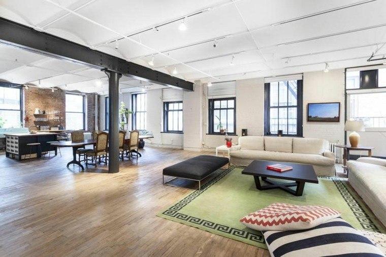 Decoracin loft 50 ideas para espacios amplios