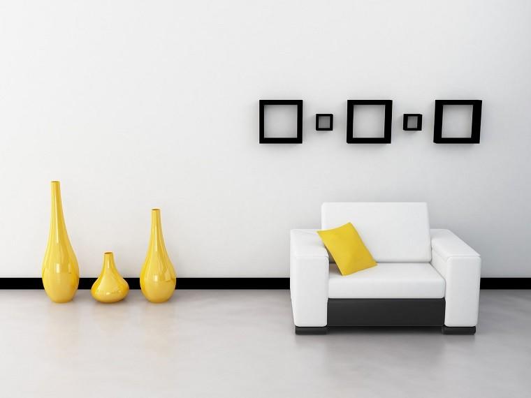 Diseo Interiores Minimalistas Y Atractivos Para El Hogar