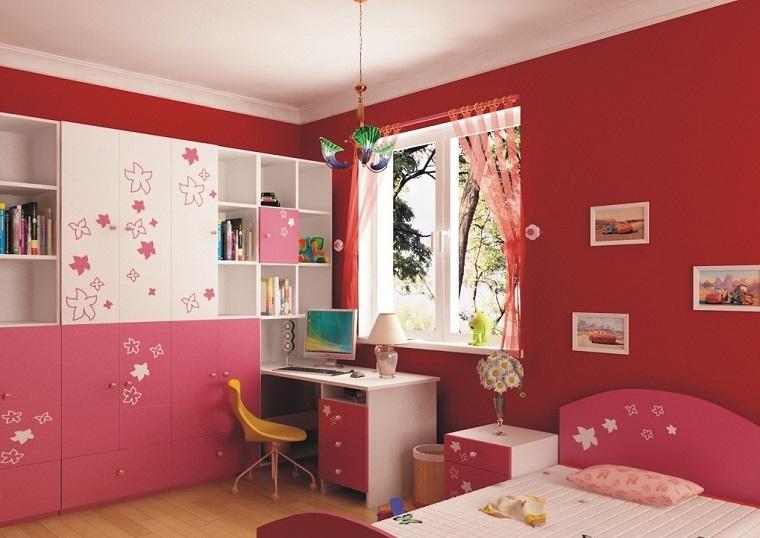 Habitaci n juvenil ni a e ideas para decorar - Ideas para decorar dormitorio juvenil ...