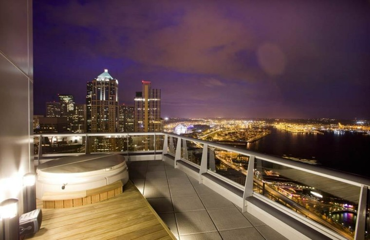 atico terraza esquina vistas ciudad