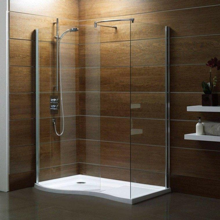 azulejos diseño ducha metales lavabo