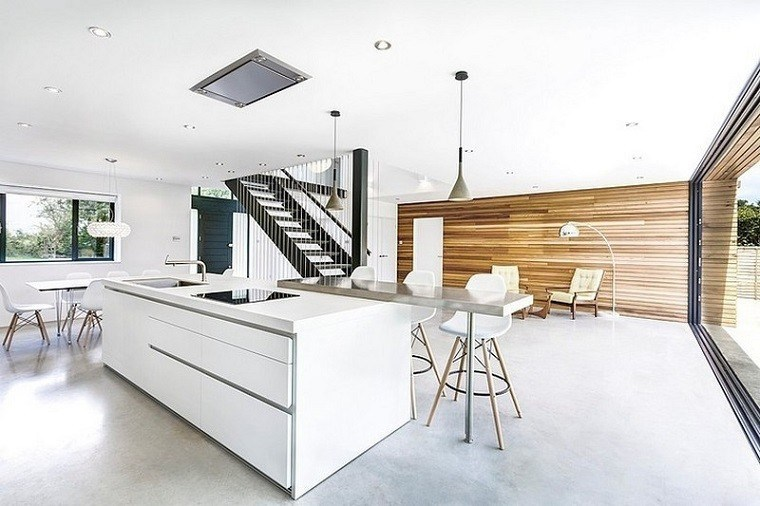 por kitchen designs with Decorar Escaleras Cincuenta Ideas on Optimizing Living Spaces Bright And Inviting Through House In Toronto besides Diseno Cocinas Modernas additionally 480407485223896222 further 679769837602779138 moreover Cajones Manten El Orden En La Cocina.