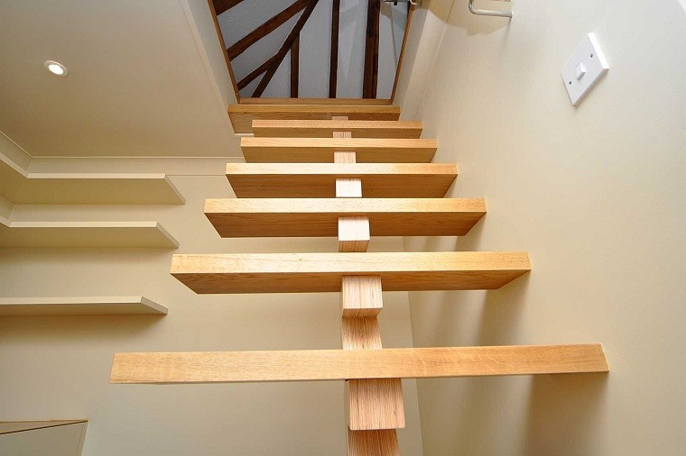 Decorar escaleras con estilo 50 ideas for Escaleras de duplex