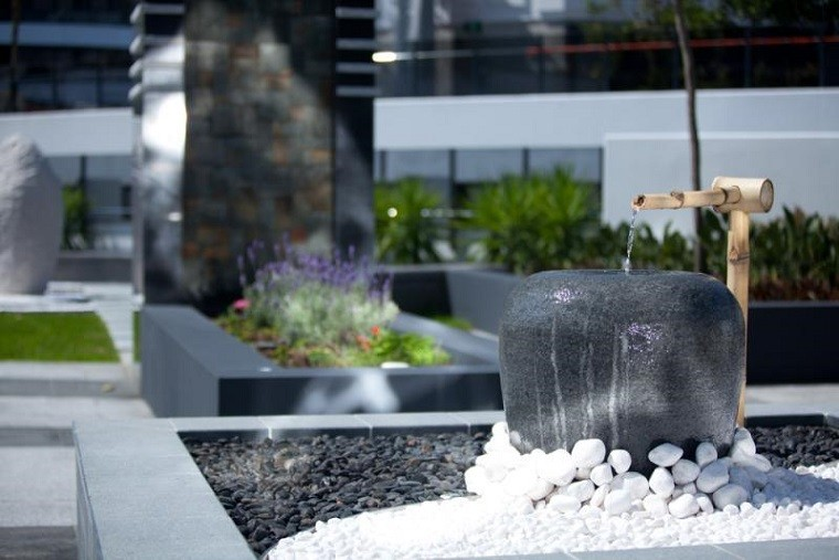 Jardines zen 25 ideas de paisajismo de estilo oriental for Diseno de jardines modernos