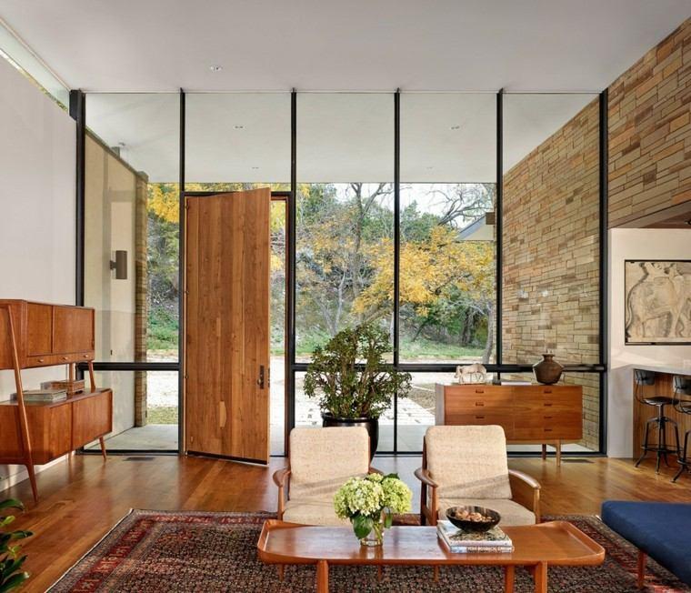 Interiores de casas modernas 25 estupendas ideas Imagenes de disenos de interiores de casas