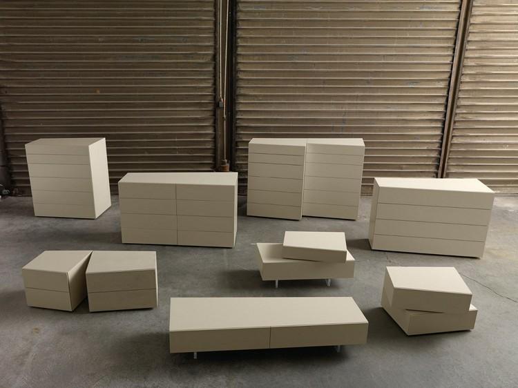 cajas bancos muebles de diseo modernos