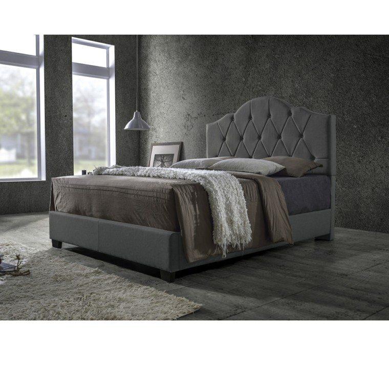 carta de color rama minimalista cama