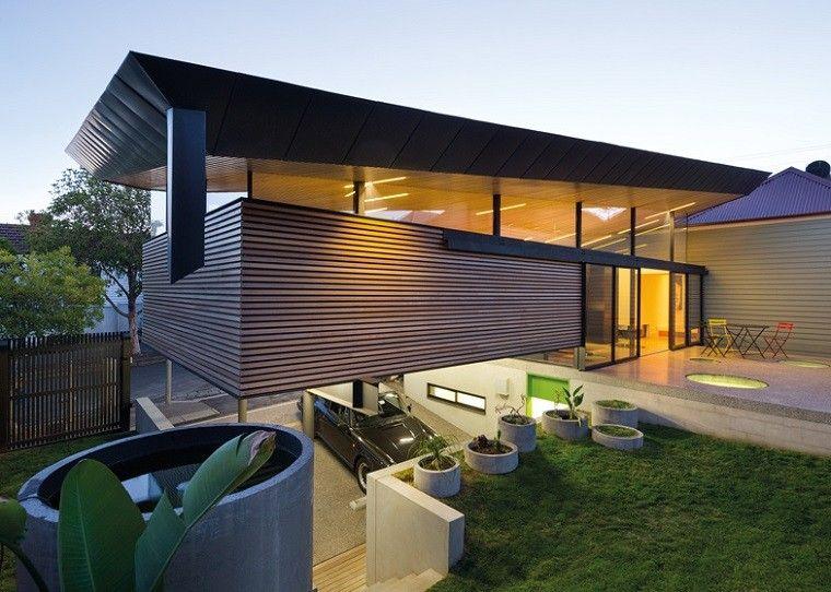 Casa de campo el estilo contempor neo m s natural for Detalles para casas modernas