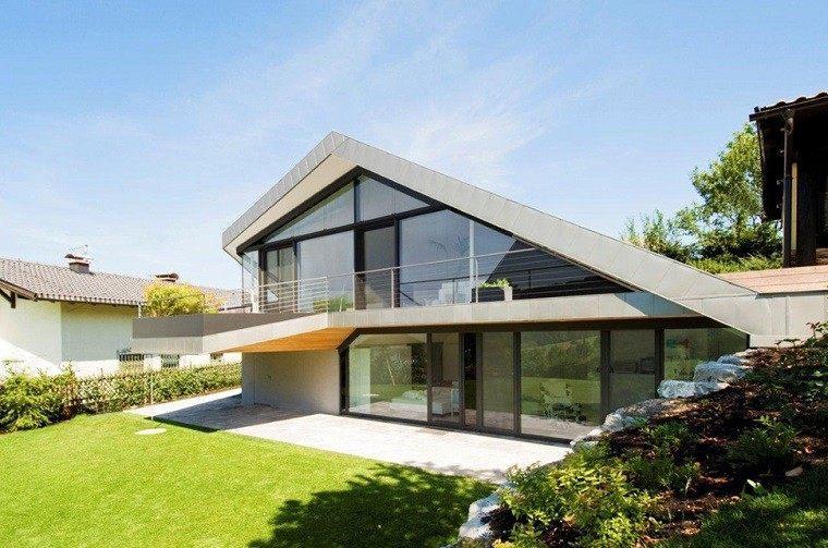 Casa de campo el estilo contempor neo m s natural for Diseno de piscinas para casas de campo