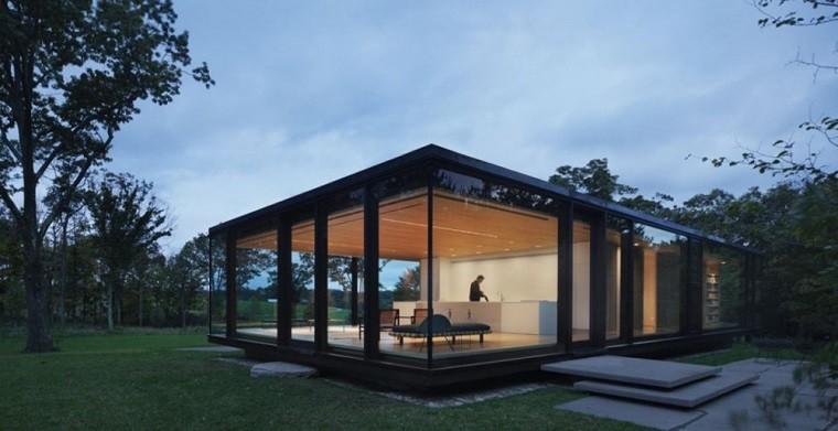 Casa de campo el estilo contempor neo m s natural for Casa moderna de campo
