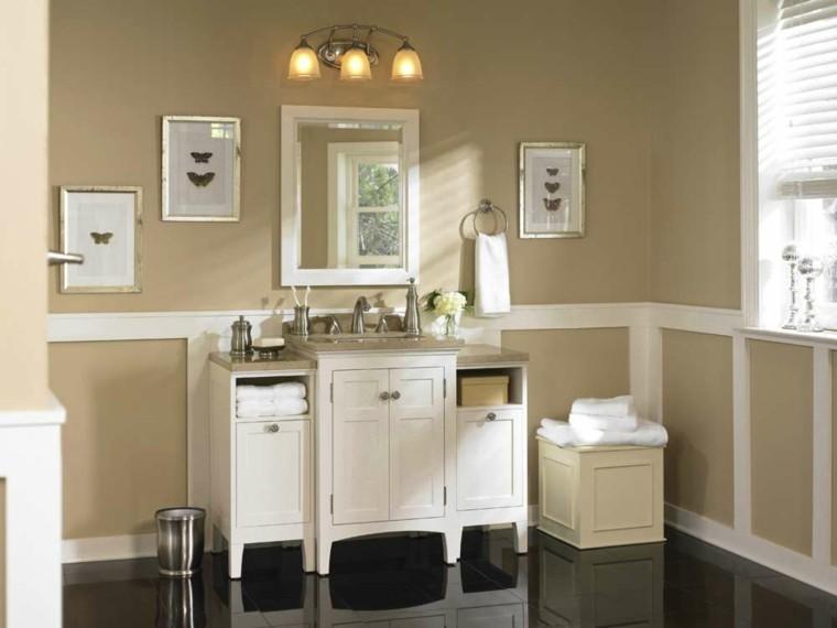 casa decoracion cuarto baño lampara