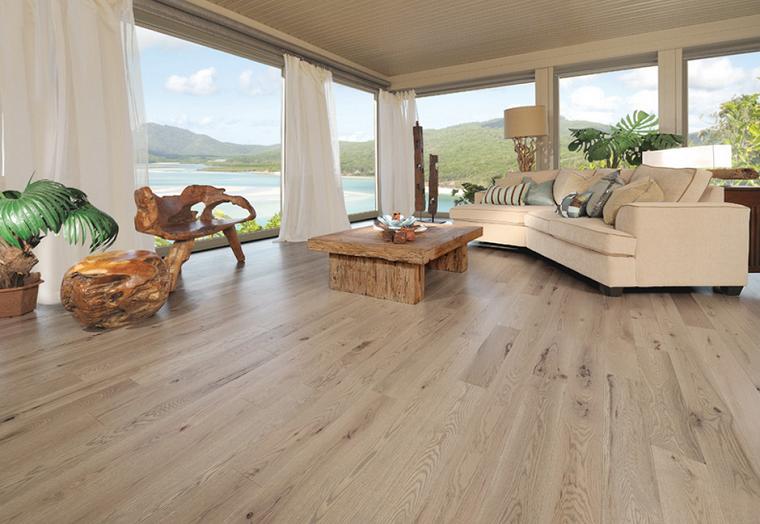 casa decoracion madera suelo plantas