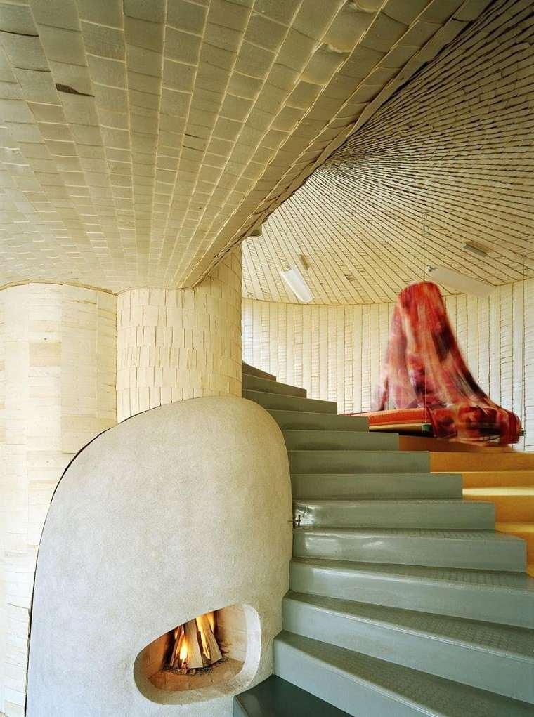 casa foto link escaleras colores