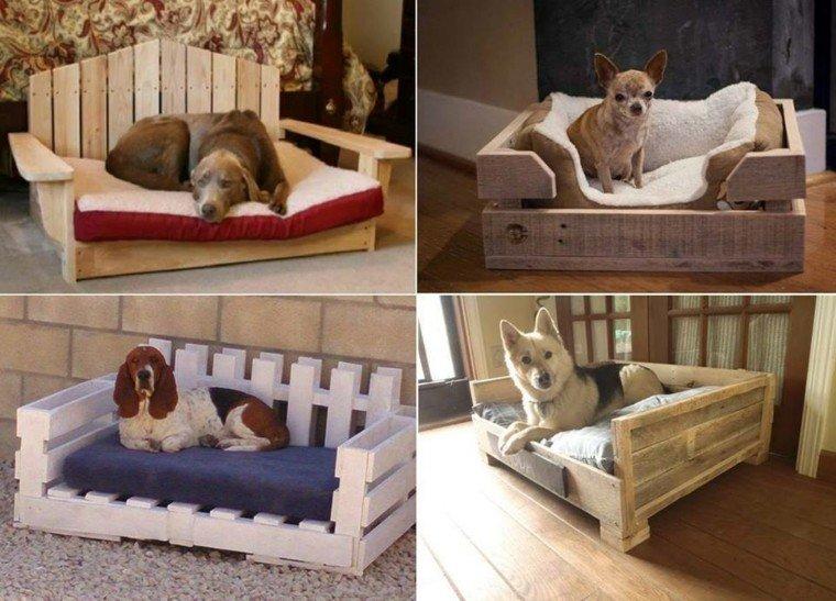 casetas perro diy muebles pallets