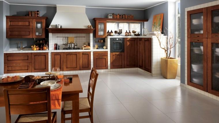 Dise os de cocinas italianas refinadas m s de 25 im genes - Cocinas italianas de diseno ...