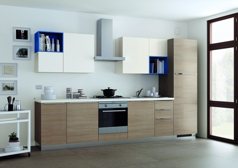 Dise os de cocina los estilos m s actuales - Cocinas actuales fotos ...