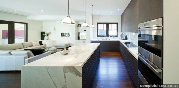 diseño de Mint Kitchens