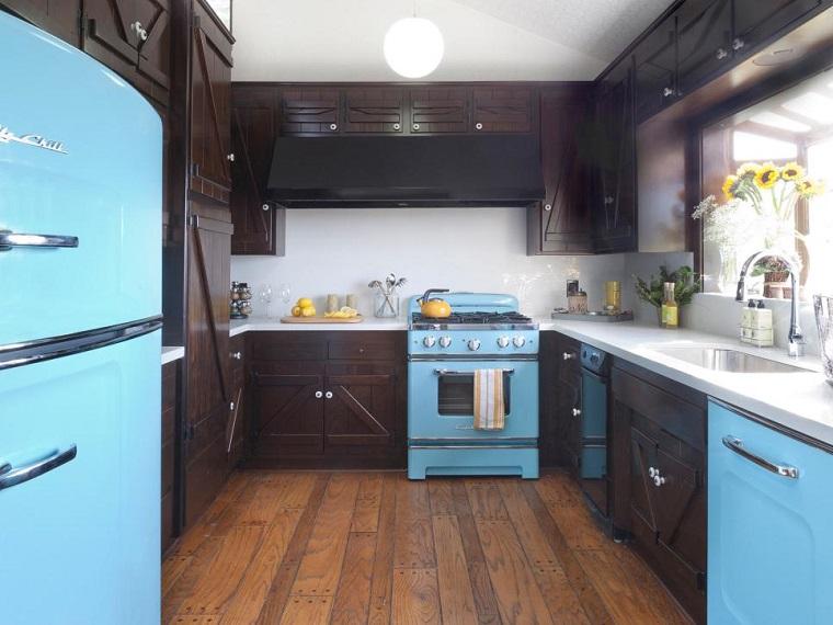 Cocinas pequeñas 50 ideas que impresionan