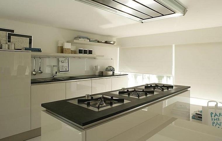 cocinas-blancas-disenos-modernos