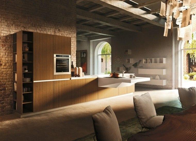 cocinas de diseño estilo urbano