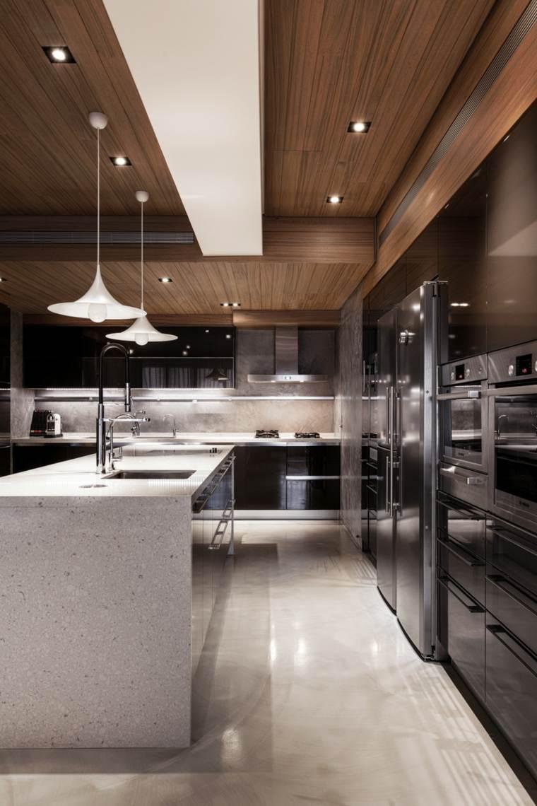 cocinas-modernas-con-isla-diseno-piedra