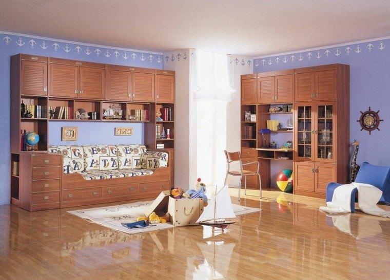 Color diseño y creatividad para habitaciones infantiles.