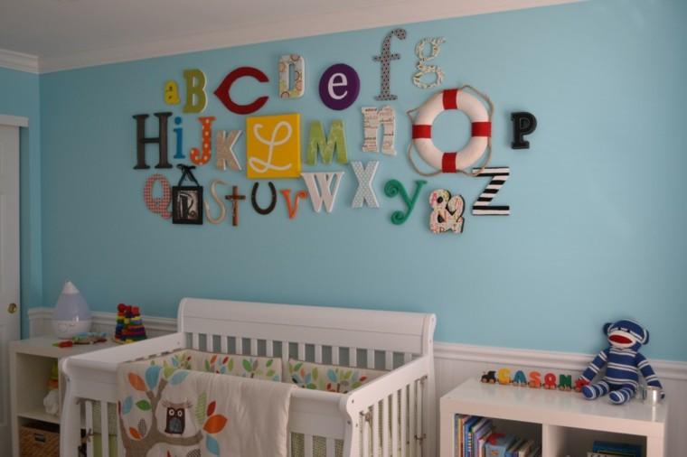 Color dise o y creatividad para habitaciones infantiles - Diseno habitaciones infantiles ...