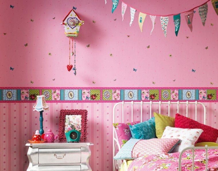 Color dise o y creatividad para habitaciones infantiles for Combinacion de colores para habitacion
