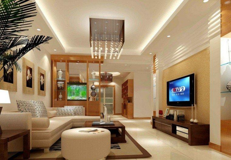 Como decorar un salon elegancia y funcionalidad - Como decorar un salon ...