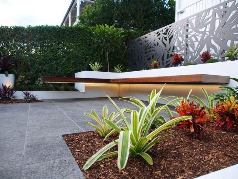 confort patio mantillo muro vecinos