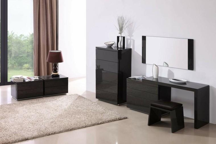 conjunto muebles dormitorio comodas vestidores