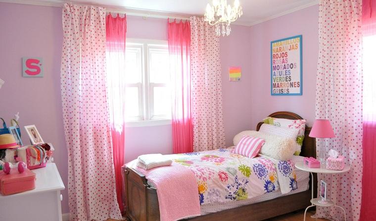 Habitaci n juvenil ni a e ideas para decorar - Colores para habitaciones juveniles femeninas ...