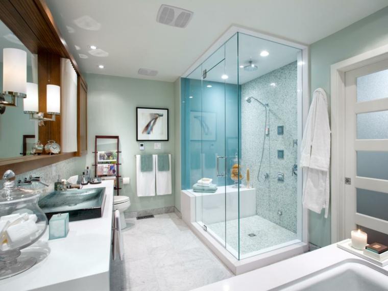 cristasles ducha ambiente estetico fresco