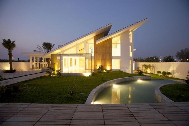 casa campo estilo lujoso