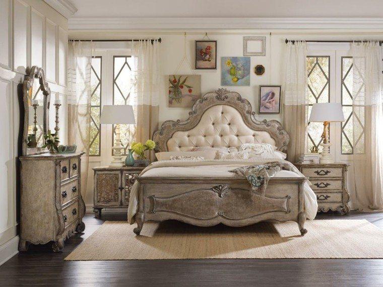 cuadros colorido habitacion alfombra ventanales