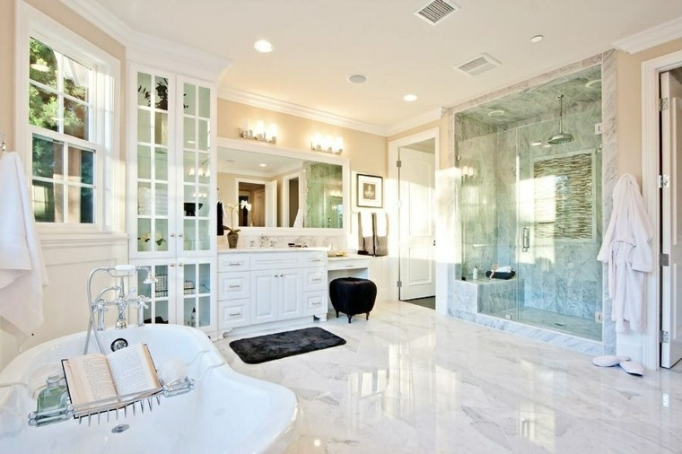 Cuartos De Baño Con Ducha:Cuartos de baño con ducha 25 ideas que impresionan -