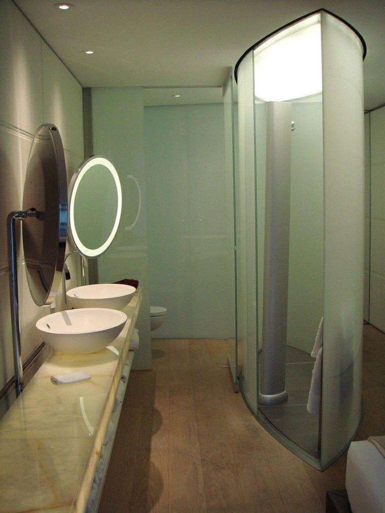 Cuartos de ba o con ducha 25 ideas que impresionan - Cuartos de bano con ducha ...