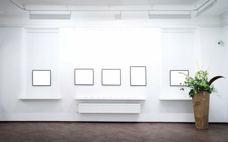decoracion pared estilo minimalista