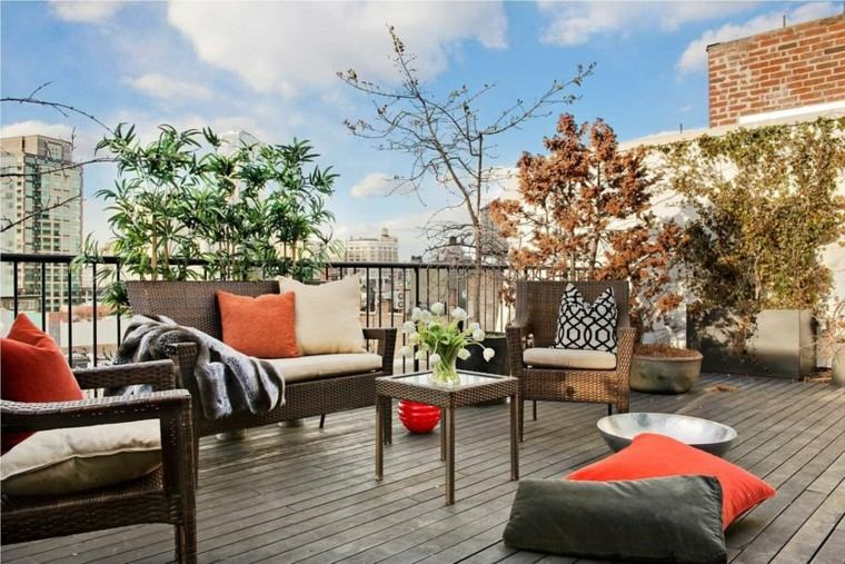decoracion terraza estilo chill
