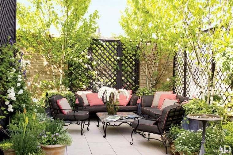 decoracion terraza aticos muchas plantas