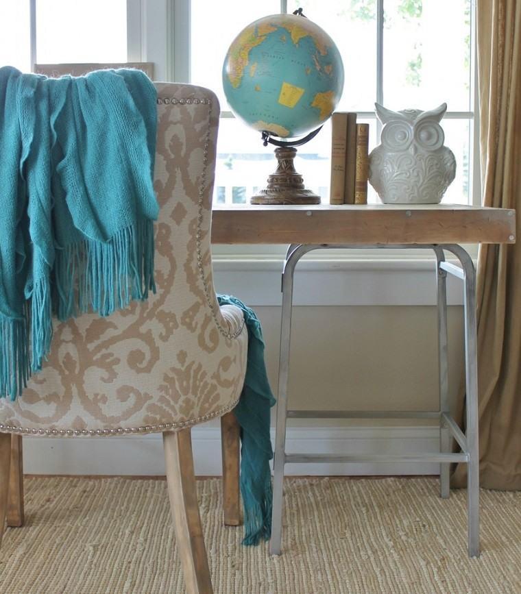 decoracion-casa-oficina-interiores-estilo-rustico ideas