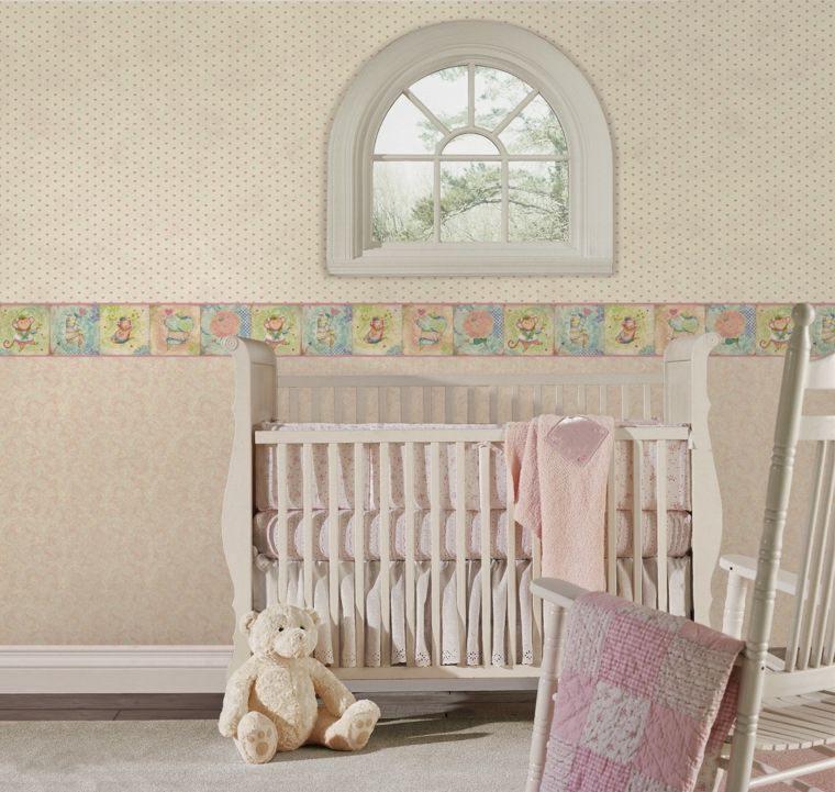 decoracion habitacion bebe osito peluche